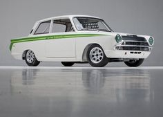 Learn more about Never Tracked: Freshly Built 1966 Lotus Cortina MkI Racer on Bring a Trailer, the home of the best vintage and classic cars online. Ford Classic Cars, Classic Cars Online, Vintage Racing, Vintage Cars, Ford Rs, Lotus Car, Futuristic Cars, Unique Cars, Retro Cars