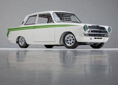 1966 Lotus Cortina Front
