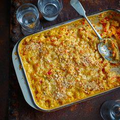 Sneaky veggie mac 'n' cheese