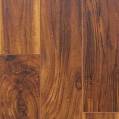 Allen Roth Lodge Oak Handscraped Laminate Wood Planks