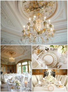 Wedding Planner & Wedding Designer #castlewedding www.wedding-events.ch