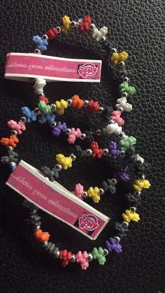 MLP Collactible Bracelets by Trrtlz at Walmart