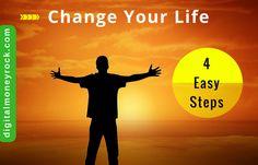 Change Your Life >   #changeyourlife #changelife #newlife #startup #internetmarketing #onlinemarketing #homebiz #mlm