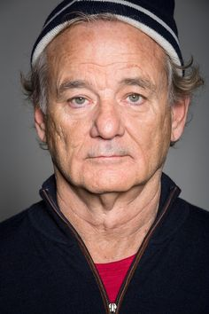 """""""I know I'm not saving the world, but something in what I've learned how to do or the stories that I've tried to tell, they're some sort of representation of how life is or how life could be. And that gives some sort of optimism. And an optimistic attitude is a successful attitude.""""                                                        -Bill Murray"""