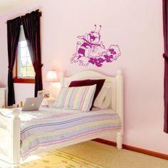 Naklejka do pokoju dziecka - pszczółka Bed, Furniture, Home Decor, Decoration Home, Stream Bed, Room Decor, Home Furnishings, Beds, Home Interior Design