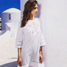 Está chegando a nova coleção de verão 2016!  Venha conhecer!  Dress Lua Luá! R$: 212,00 *Aceitamos encomendas.  #liliex #novobatel #liliexpijama #promoção #curitiba #encomendas #dormirbem #conforto #meiaestação #shopping #lindo #shoppingnovobatel #moda #compras #encomenda #danielatombini #sentirbem #verão #moderno #chique #descolado #unico #mulher #feminino