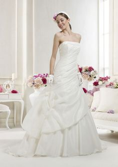 Collezione abiti da sposa #Colet 2012, abito da #sposa 63585