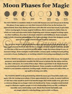 Moon-Phases-for-Magic-Book-of-Shadows-Page-Real-Witchcraft-Wiccan-Pagan