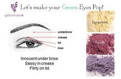 How To: wear your Green Eyes