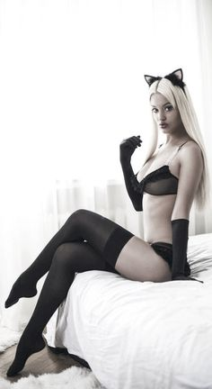 Black Cat Lingerie