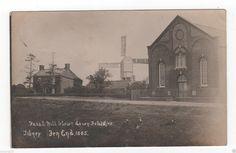 RPPC TILNEY - FEN END - WISBECH - KINGS LYNN - Fatal WINDMILL Feb 1908 | eBay