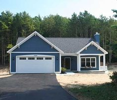 Plan W18246BE: Narrow Lot, Cottage, Photo Gallery, Craftsman, Sloping Lot House Plans & Home Designs