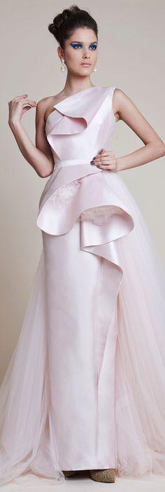 Azzi & Osta Couture S/S 2014