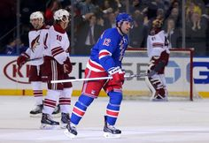 Rangers vs. Coyotes - 10/22/15 NHL Pick, Odds, and Prediction