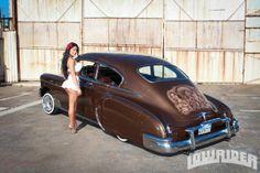 Chevrolet Deluxe & GMC 100 & 2006 Harley Deluxe - Lowrider Magazine