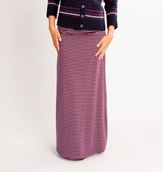 Carve Abbie Maxi Skirt - Womens Striped Maxi Skirts, Everything Pink, Look Cool, Stay Warm, Fall 2015, Carving, Color, Collection, Design