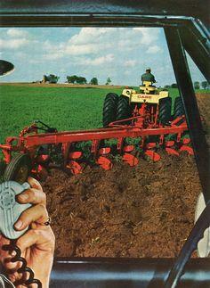 1968 Case 1030 2 Page Farm Tractor Ad   eBay
