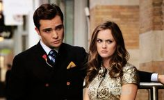 chuck and blair, could they be any more perfect?