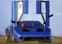 Bugatti EB110 Prototype