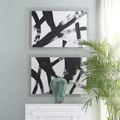 Abstract Wall Art – Expressionism - NEW Really like these in your house somewhere..