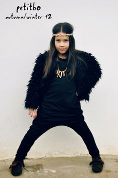 AW12 by Petitbo - un peu bohéme un peu rock aussi, via Flickr love that boho look but being black making it more urban mod