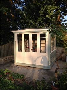 BOULTON AND PAUL REVOLVING SUMMERHOUSE