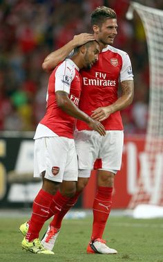 Theo James Walcott & Olivier Giroud  FREE EXPERT PICKS FROM ALL AROUND THE WORLD IN 4 LANGUAGES AT http://WorldBetInfo.com