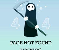 Páginas criativas de erro 404   Criatives   Blog Design, Inspirações, Tutoriais, Web Design