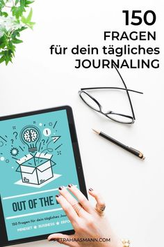 Journaling mit Out of the Box - Petra Haasmann