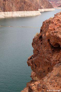 Lake Mead, Arizona/Nevada Stateline, Lake Mead Recreation Area, Mojave Desert, USA