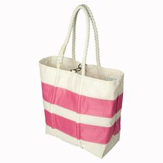 On sale for $75- Sperry Sailcloth Tote, cute!