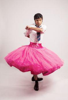 Culture clash show Strictly Balti on tour in rural Dorset Dorset England, Uk News, Touring, Dancing, Fans, Ballet Skirt, Culture, Disney Princess, Skirts
