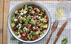 Vegetarische lunchrecepten
