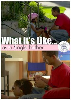 Ever thought about what it would be like to be a single father? | Fit Bottomed Mamas