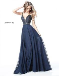14b166fe81cc Dresses Sherri Hill 51009 Sherri Hill KOTSOVOS Pageant Dresses, Homecoming  Dresses Long, Sherri Hill