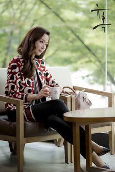 Choi Ji-woo 최지우 《Temptation》