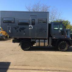 Unimog Expedition Vehicle | eBay