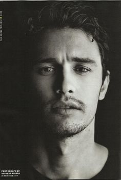James Franco. Because your sarcastic and funny and a great actor.