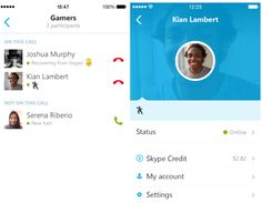 La actualización de Skype optimizada para iPhone 6 e iPhone 6 Plus llega en octubre - http://www.actualidadiphone.com/2014/09/23/la-actualizacion-de-skype-optimizada-para-iphone-6-e-iphone-6-plus-llega-en-octubre/
