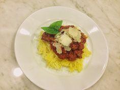 Easy and Healthy Spaghetti Squash recipe!
