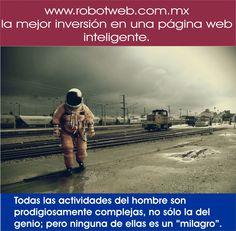 Focaliza tus actividades a negocios objetivos: www.robotweb.com.mx, te orienta como lograrlo.