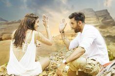 Ranbir Kapoor and Deepika Padukone star in Imtiaz Ali's 'Tamasha', a love story from Bollywood, with music by AR Rahman. Bollywood Couples, Bollywood Gossip, Bollywood Celebrities, Bollywood News, Bollywood Actress, Bollywood Posters, Vintage Bollywood, Ranbir Kapoor, Clubs In Delhi