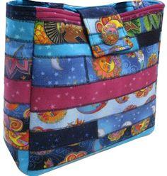 Laurel Burch Fabric Purse