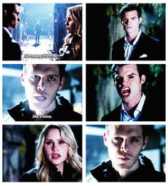 The Vampire Diaries - The Originals