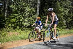 Teddy's Trail is a lovely bike loop | Schroon Lake Region, Adirondacks