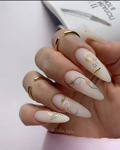 Edgy Nails, Chic Nails, Neutral Nails, Stylish Nails, Perfect Nails, Gorgeous Nails, Milky Nails, Manicure E Pedicure, Fire Nails