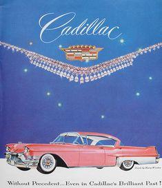 1957 Cadillac Fleetwood Sixty Special Sedan