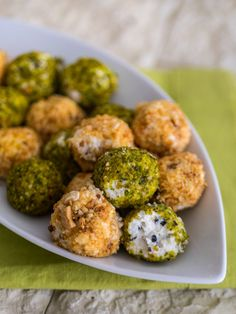 Palline di ricotta sfiziose - ricetta finger food