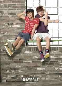 SHINee - Taemin & Onew <3