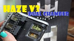 Haze V3 Dual Chamber Vaporizer Review | Dry Herb + Concentrates | TheDabSpot - http://cannabizz.co/haze-v3-dual-chamber-vaporizer-review-dry-herb-concentrates-thedabspot/